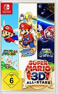 Super Mario 3d All-Stars (Duits Hoesje)