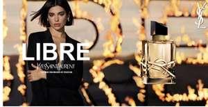 GRATIS SAMPLE: Libre EDP van Yves Saint Laurent