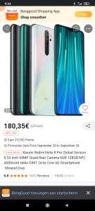 Xiaomi Redmi Note 8 Pro Global Version 128/6GB+NFC
