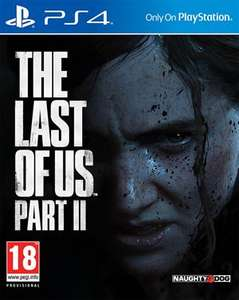 The Last of Us Part II - Plus/Day One Edition (PS4) @ Game Mania