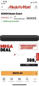 MediaMarkt Sonos Beam
