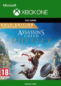 Assassin's Creed Odyssey Gold Edition (Xbox One) @ Xbox Store