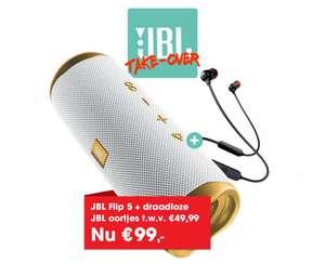 JBL Flip 5 Tomorrowland Edition + JBL Tune 115BT @ Art & Craft