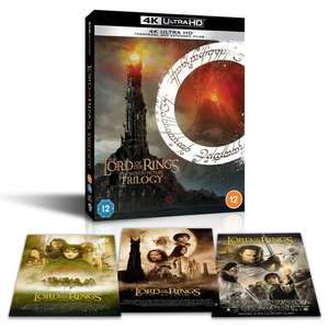 The Lord Of The Rings Trilogy 4K Ultra HD (Theatrical + Extended Edition) @ JPC.DE