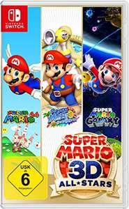 [Prime Day] Super Mario 3D All-Stars (Switch)