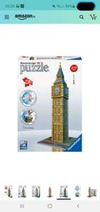 (Prime Day) Ravensburger Big Ben 3D Puzzel