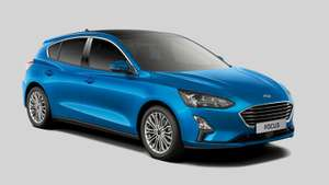 Private Lease Ford Focus Hatchback Trend Edition Business