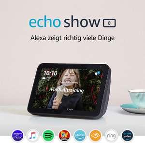 Echo Show 8 - Amazon.de Prime (grensdeal)