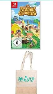 [PRIME DE] Animal Crossing New Horizons voor Nintendo Switch, met tasje