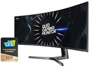 [Grensdeal] Samsung C49RG94SSU - 32:9, 5120 x 1440, 120 Hz, 4 ms