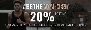 20% korting Body&Fit