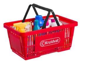 Kruidvat speelgoed mini winkelmandje + 11 accessoires @ Kruidvat