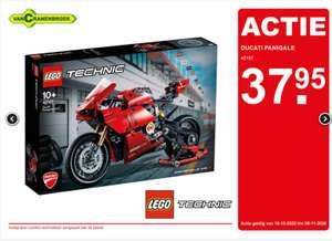 Lego technic 42107 ducati panigale v4r