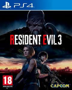 Resident Evil 3 Remake (Xbox One / PS4 )
