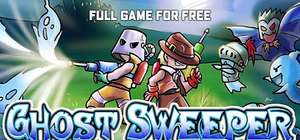 [PC] Gratis Halloween game - Ghost Sweeper - gamepad compatible - Indie game