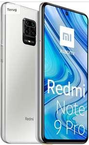 Xiaomi redmi note 9 pro 128gb grijs