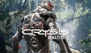 Crysis Remastered PC (EPIC Halloween sale)