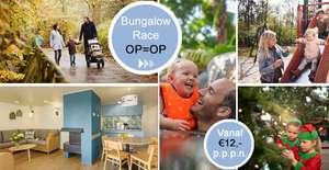 Bungalow Racedagen Center Parcs va €12,- pp pn