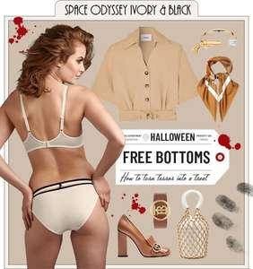 Gratis onderbroek, hipster of string bij aankoop BH Marlies Dekkers