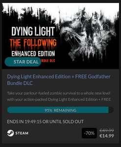 [Fanatical] Dying Light Enhanced Edition + FREE Godfather Bundle DLC