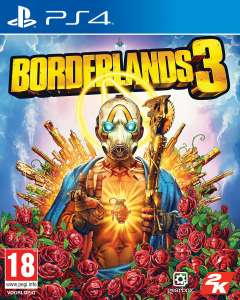 Borderlands 3 - ps4 @amazon.nl (gratis ps5 upgrade)