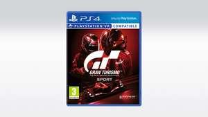 Gran Turismo Sport - Spec II digitaal via PSN (eigen foto's toegevoegd)