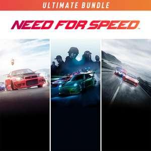 Need for Speed Ultimate Bundle (PS4) voor €14,99 in de Playstation Store