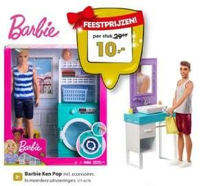 Barbie Ken met accessoires