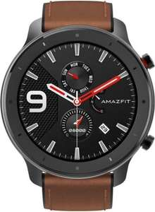 Xiaomi Amazfit GTR Smartwatch - Aluminium - Bruin