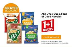 Alle unox cup a soup of good noodles 1+1