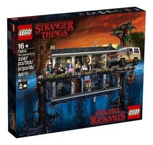 [Grensdeal BE] LEGO Stranger Things 75810 The Upside down - Goedkoopste ooit