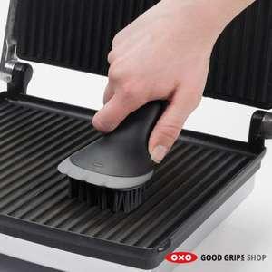 Optigrill of andere grill -- Oxo borstel is een must -- 9,62 met Prime NL of via DE pickuppoint