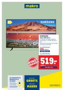 Samsung 65 inch TV UE65TU7020 bij Makro