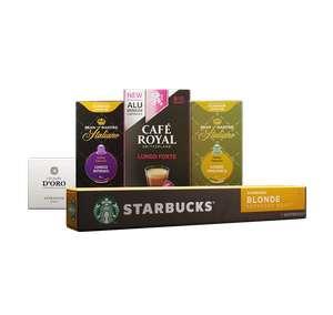 Proefpakket Lungo - Nespresso compatible (70 cups 21 cent per cup)