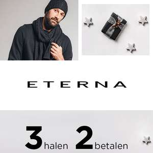 140+ Artikelen 3 halen = 2 betalen - ook SALE @ Eterna