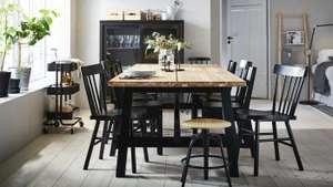 15% korting op eettafels @Ikea