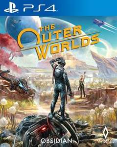 [PS4] Outer Worlds @gamemania