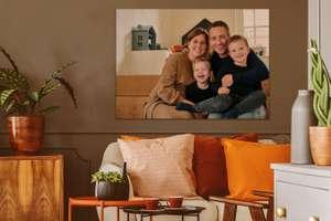 Foto op 60x40cm houtplaat (multiplex) voor €8,79 (was €54,95) met code
