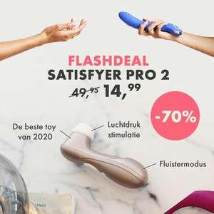 Satisfyer Pro 2 Next Generation @ Easytoys