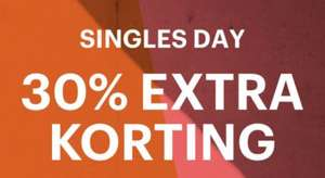 Singles Day: 30% extra korting op 800+ items @ Asics Outlet