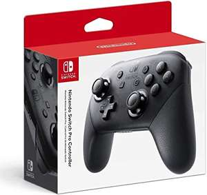 Nintendo Switch Pro Controller @ amazon.de