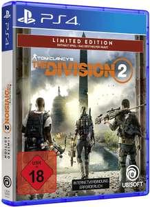 Division 2 Limited edition ( Duitse kaft )