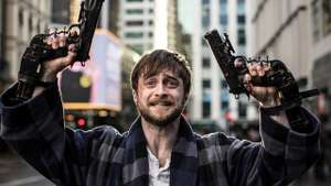Pathé thuis film 15 november voor noppes - Guns Akimbo (2019)
