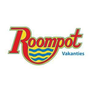 Roompot vanaf 79 euro, ook met kerst beschikbaarheid.