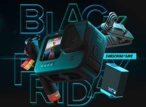 GoPro Hero9 bundle - black friday deal