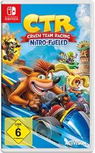 Crash Team Racing Nitro-Fueled Nintendo Switch