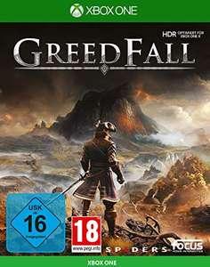 Greedfall (Xbox One) @ Amazon.de