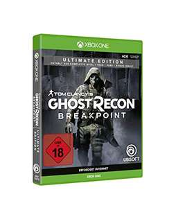 Tom Clancy's Ghost Recon Breakpoint - Ultimate Edition (Xbox One) @ Amazon.de