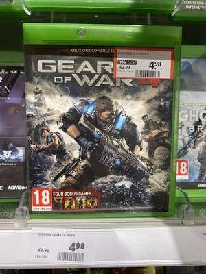 Gears of war 4 met 4 bonus games Intertoys