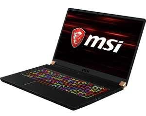 "MSI GS75 HighEnd 17.3"" Game Laptop i9 32GB 2TB SSD GeForce RTX 2080 Super Max-Q"